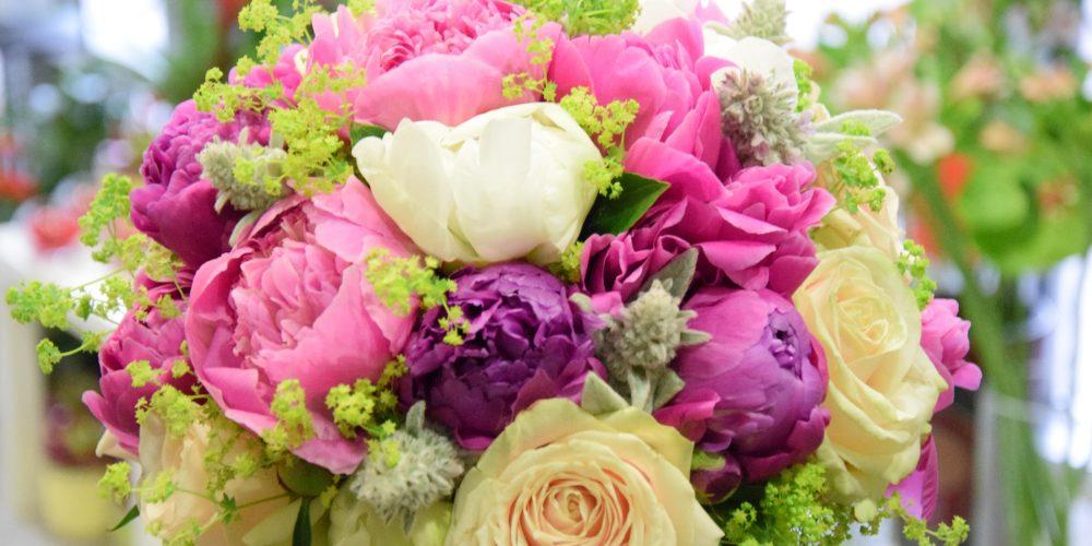 Poročno cvetje