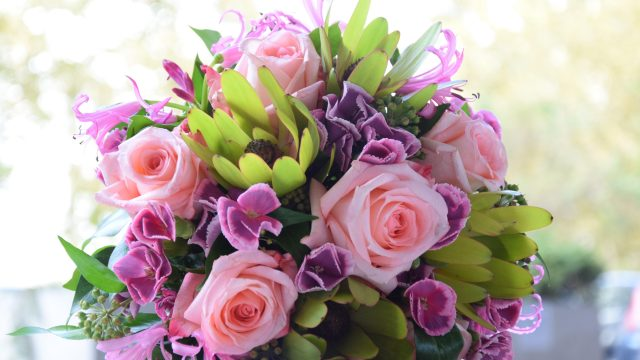 Bouquets for all occasions